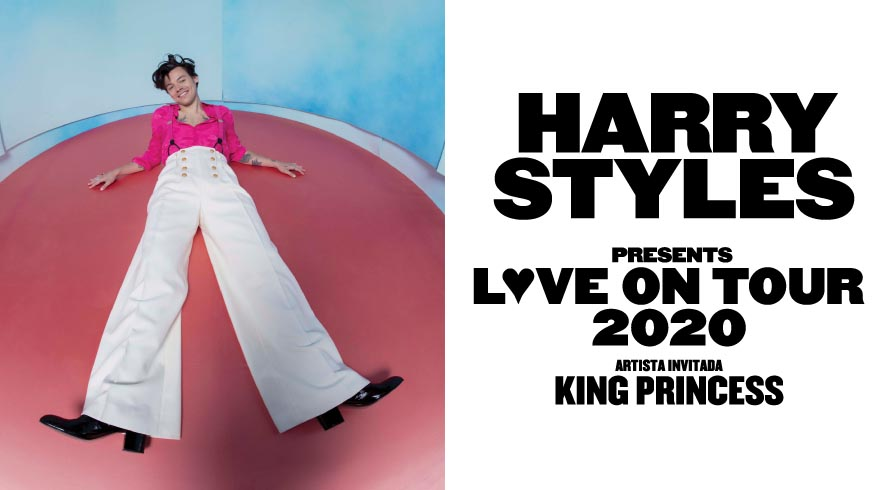 concierto de harry styles en madrid 2020 wizink center