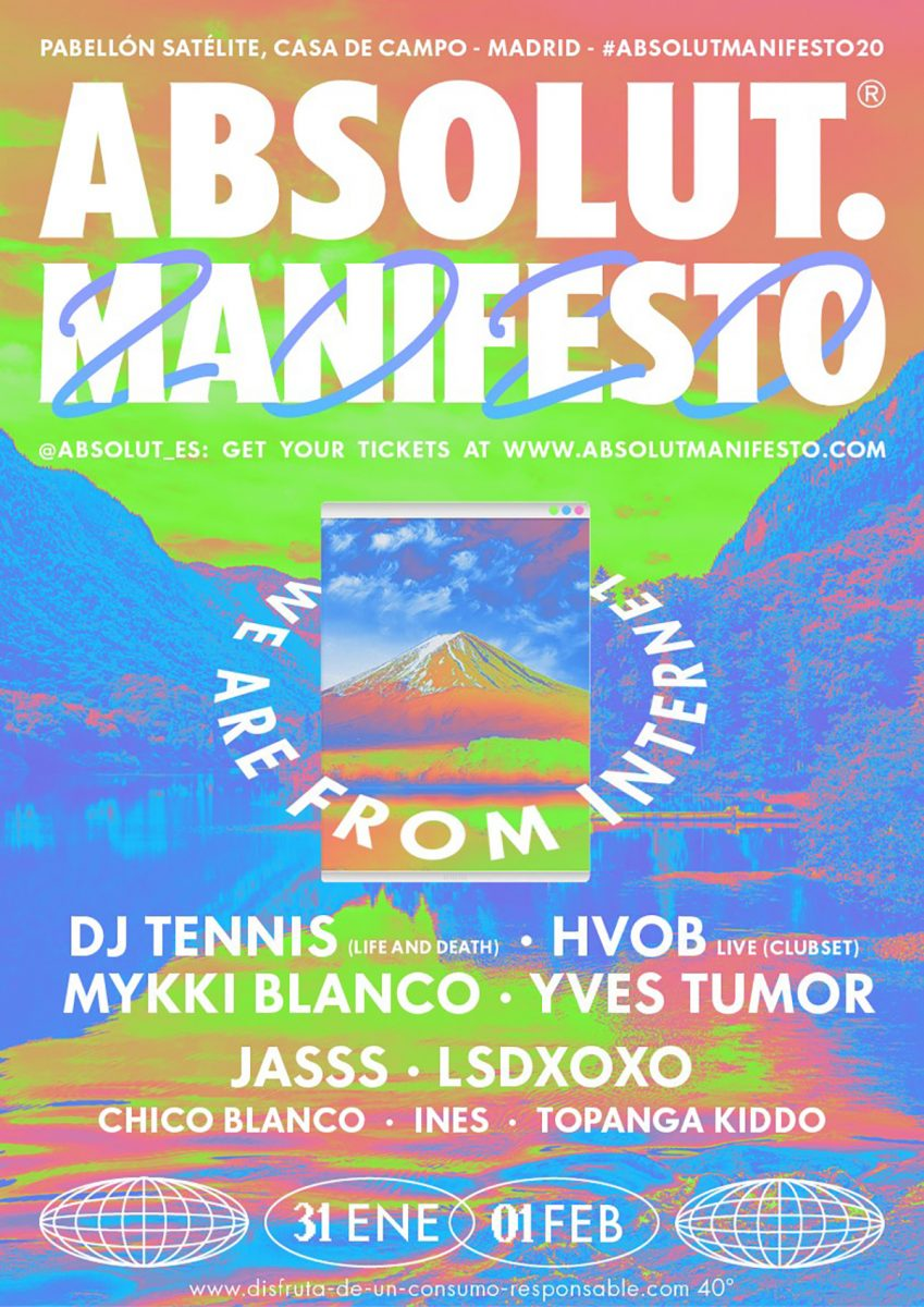 absolut manifesto 2020 cartel