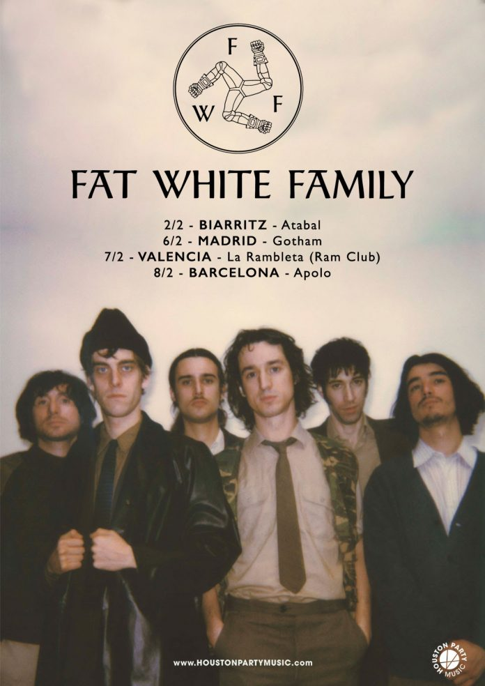 fat white family madrid 2020 gira