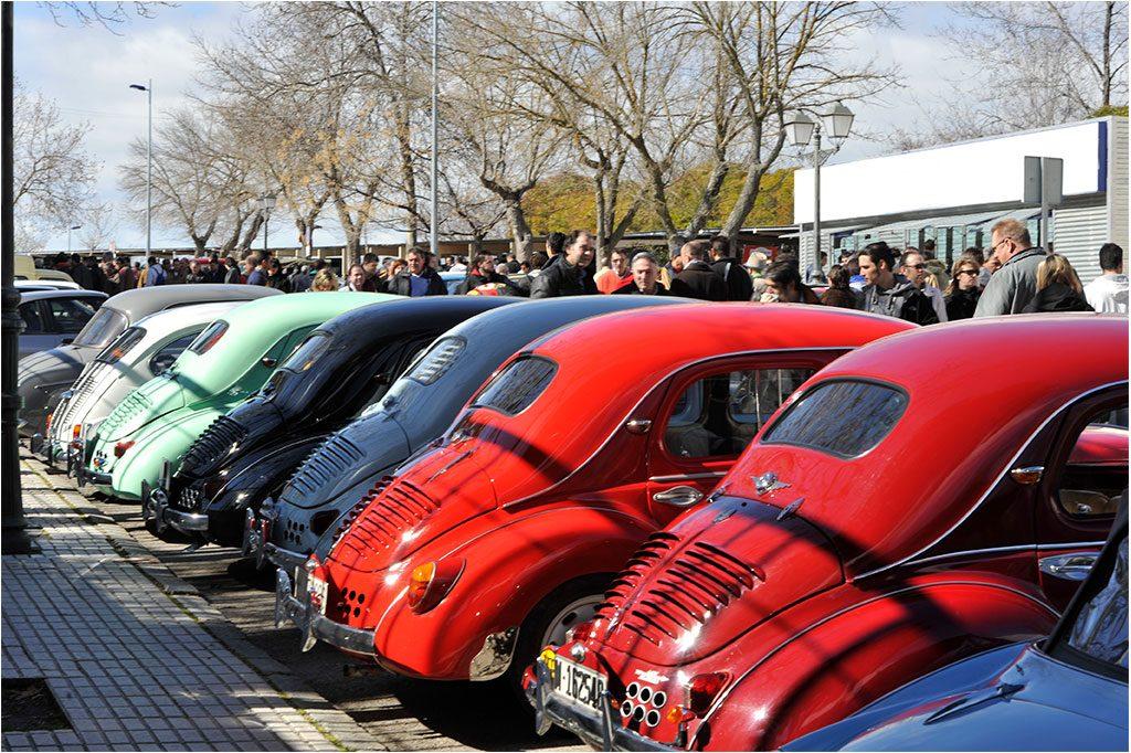 classicmadrid coches clásicos